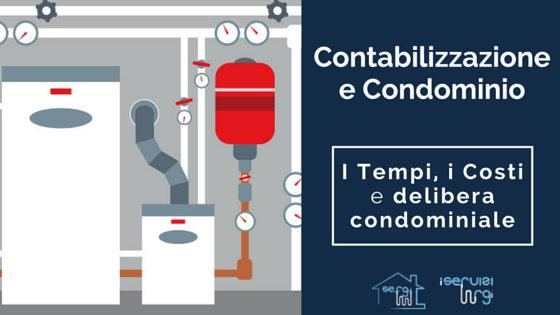 Contabilizzazione del calore in condominio: calcola tempi e costi